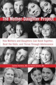 Mother daughter project hardcover bookcover